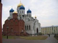 Вид храма св. Николая Угрешского