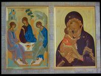 Святая Троица и Донской Пр. Богородицы