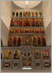 Басменный иконостас в Барково