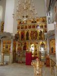 Басменный иконостас в Николо-Угрешском монастыре