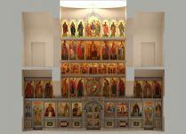 Иконостас в Барково