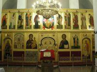 Иконостас вблизи п. Внуково
