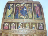 Сочетание деисуса и пятничного ряда